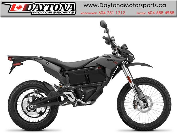 2016 Zero FX6.5 Dual Sport    * 100% Electric! *