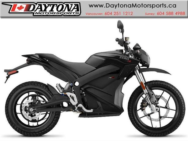 2016 Zero DSR 13.0 Dual Sport    * 100% Electric! *