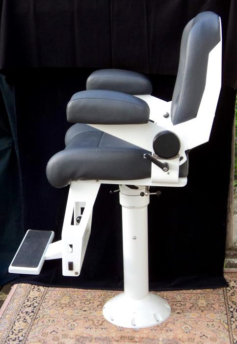 STIDD ERGONOMIC HELM CHAIR/SEAT...LITTLE USE..EXCELLENT ...