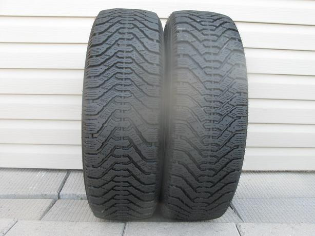 TWO (2) GOODYEAR NORDIC WINTER TIRES /195/65/15/ - $90