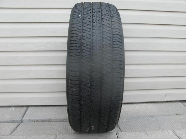 ONE (1) BRIDGESTONE DUELER H/T TIRE /235/60/17/ - $35