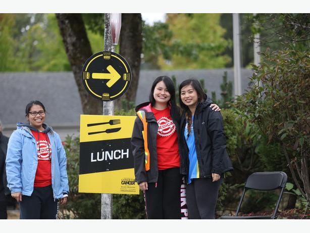 Volunteer with the Vancouver Ride to Conquer Cancer
