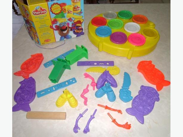 Mr. Potatoe Head Play Dough