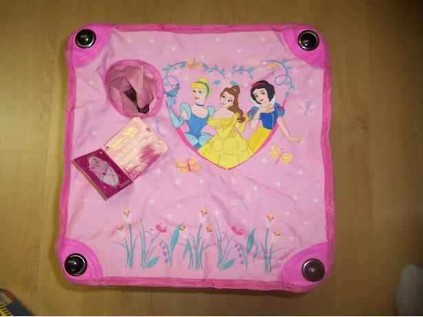 Princess Table with Drink Holder