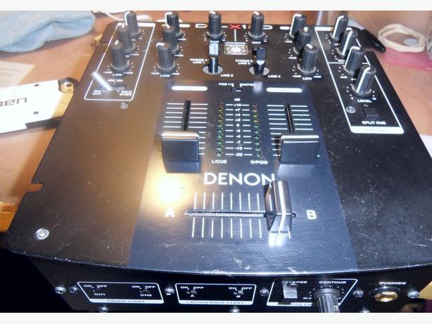 Denon DN-X120 DJ Mixer