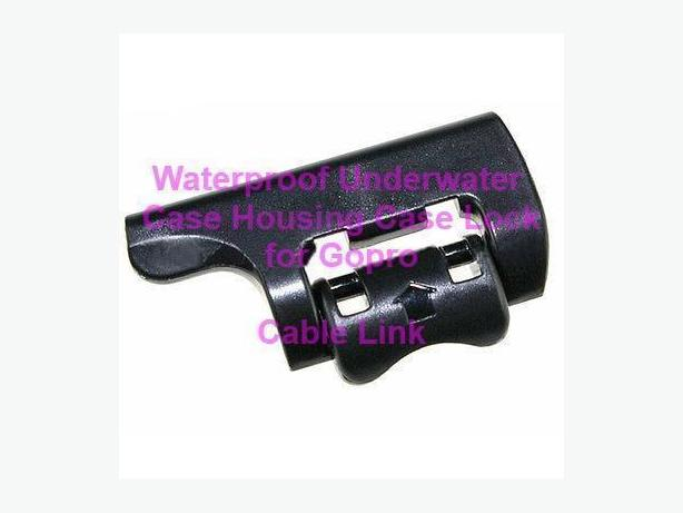 Waterproof Underwater Case Housing Lock for GoPro Hero 3/2/1