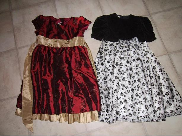 2 Girls Dresses Sizes 10/12