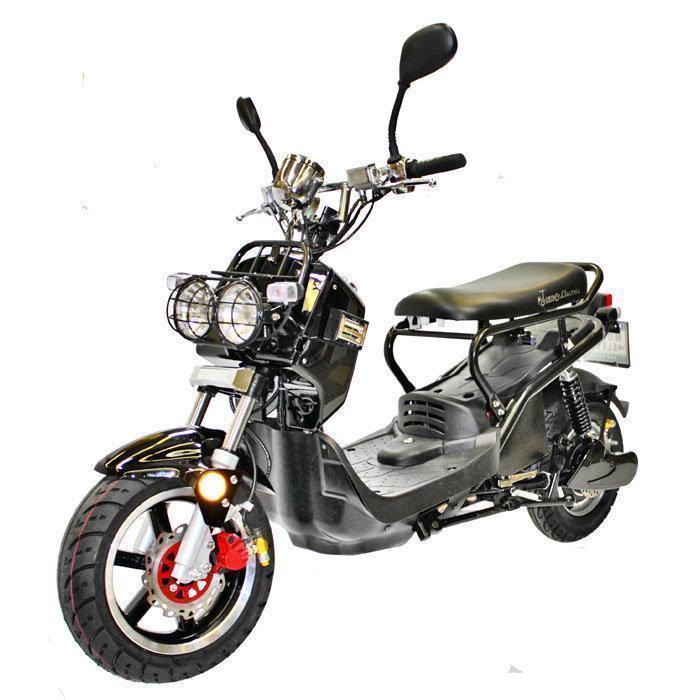 Campbell River Honda >> 2016 Motorino XPD 60V Electric Scooter No license required!! Outside Victoria, Victoria