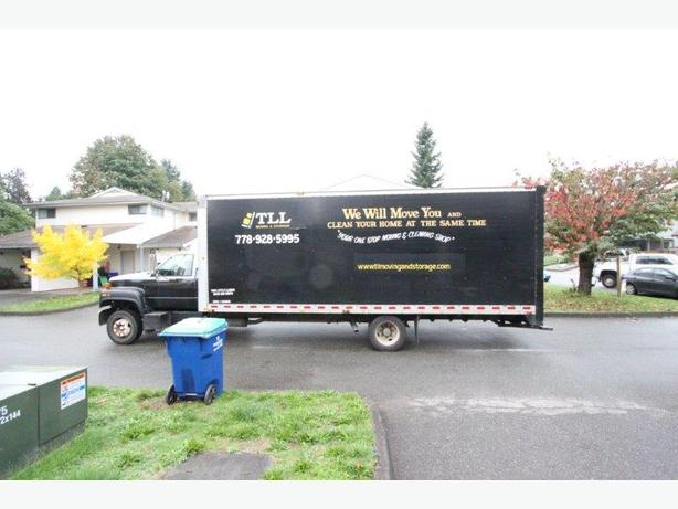 TLL Moving and Storage moving services for Surrey BC