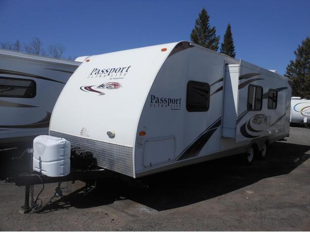 2011 Keystone Passport 280BH Travel Trailer