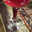 Red Hydraulic Stool - Visa/MCard Available