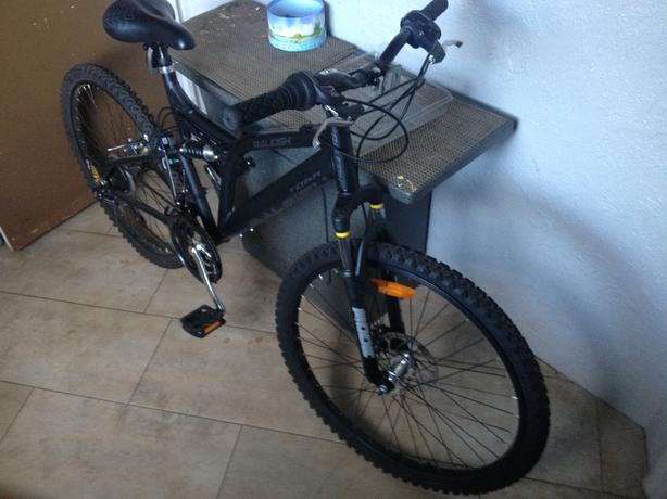 Raleigh Tora 24 34 Frame 21 Speed Full Suspension Mountain Bike