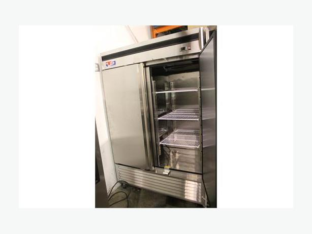 Restaurant equipment auction freezers burnaby incl new