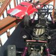 traxxus/slash 2 wheel drive race car 4 short course