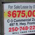 Commercial Revenue Property on Vancouver Island Sale or Lease