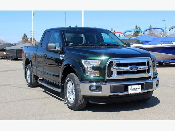 2016 Ford F-150 XLT Sask Tax Paid 4x4 SuperCab *Back Up Camera-Bluetooth*