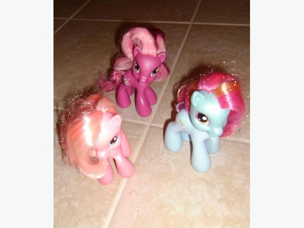 3 of My Little PonY