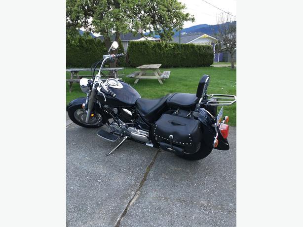 2001 Yamaha V-Star 1100 Classic