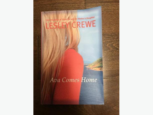 Ava Comes Home. Written by Lesley Crewe