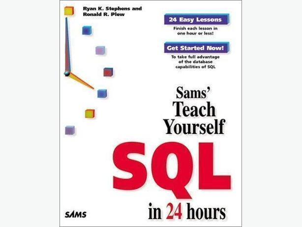 Sams Teach Yourself SQL in 24 Hours – 1st Edition