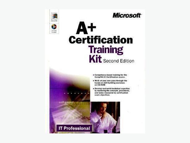A+ Certification Training Kit, Second Edition – 2nd Edition