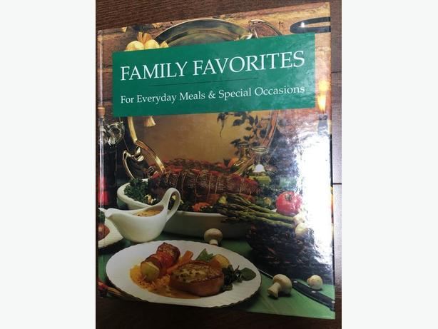 Family Favorites for Everyday Meals & Special Occasions.
