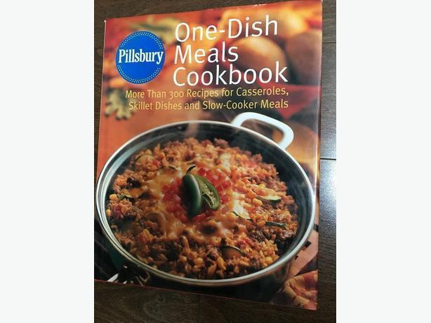 Pillsbury One-Dish Meals Cookbook.