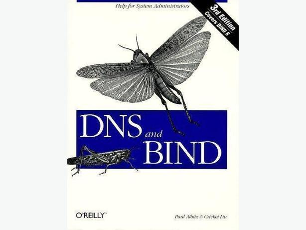 DNS and BIND – 3rd Edition
