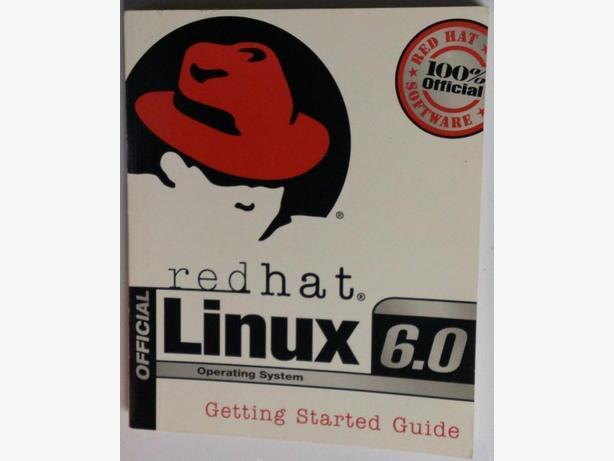 Red Hat Linux 6.0 OS Installation & Getting started Guide
