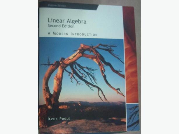 Linear Algebra: A Modern Introduction /w CD-ROM – 2nd Edition