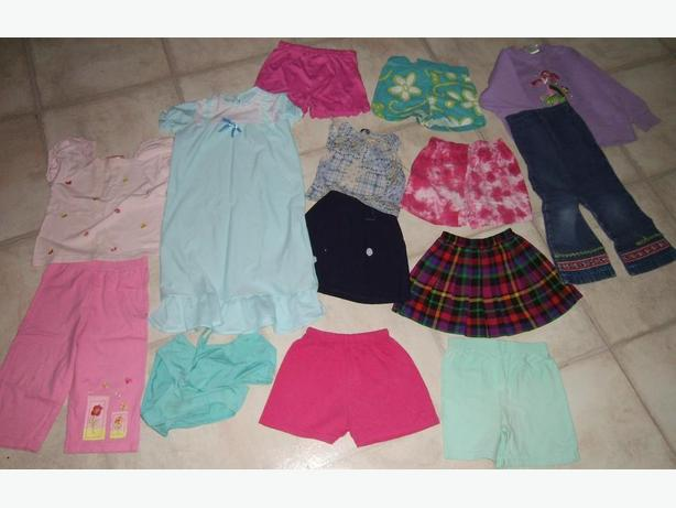 Clothing Size 3 to 3x