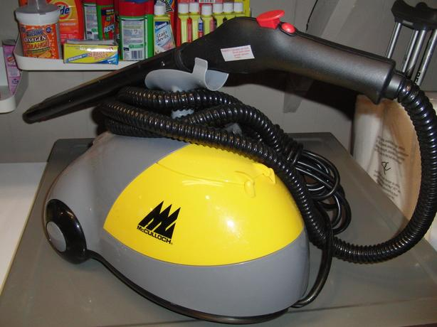 mcculloch mc 1275 heavy duty steam cleaner manual
