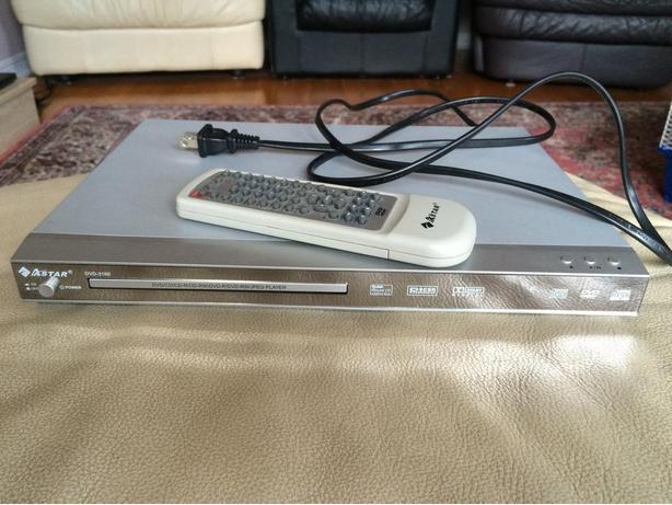 AStar DVD Player