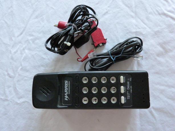 Telephone 'Butt-in' phone