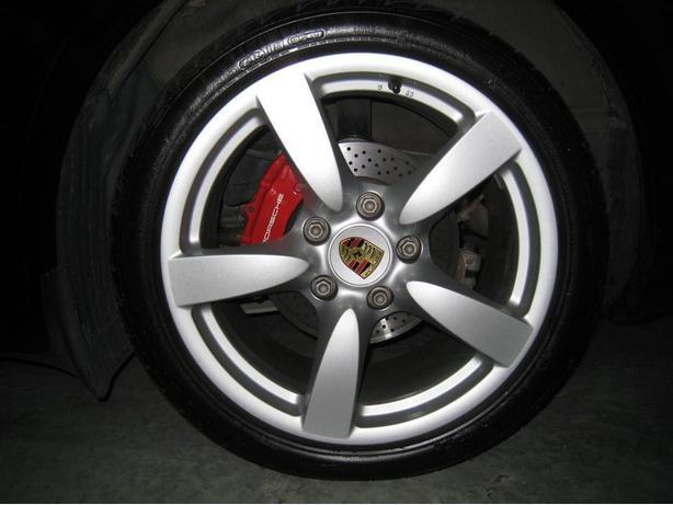 Porsche Cayman S OEM Rims / Jantes