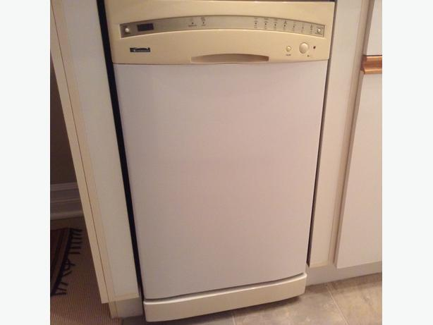 """Kenmore 17.5"""" Apartment Size Built In Dishwasher Victoria City ..."""