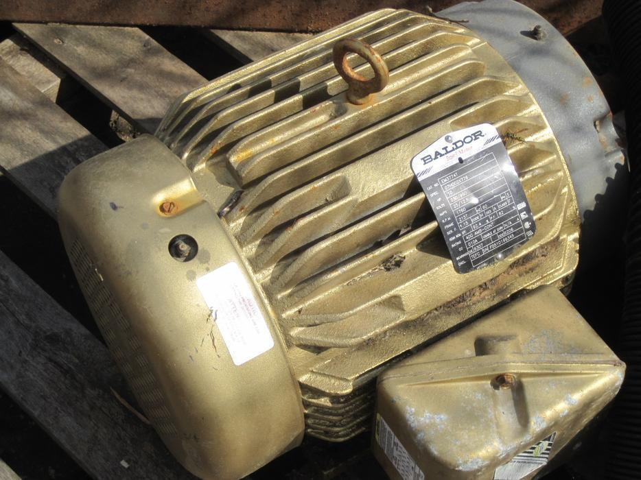 Electric motor cobble hill cowichan mobile for Electric motor shop near me