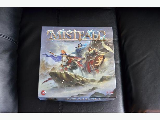 Mistfall - Kickstarter Edition