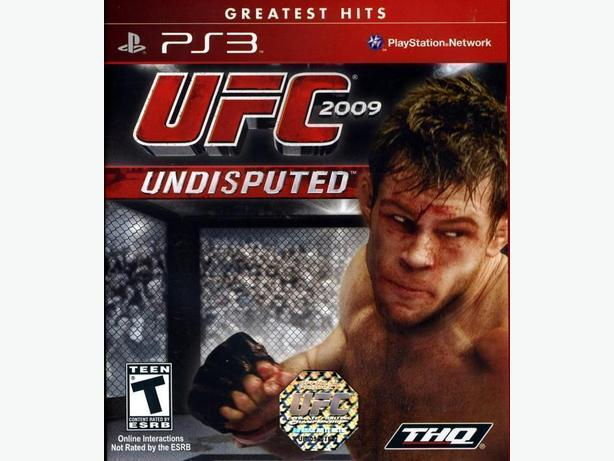 UFC Undisputed (PS3)