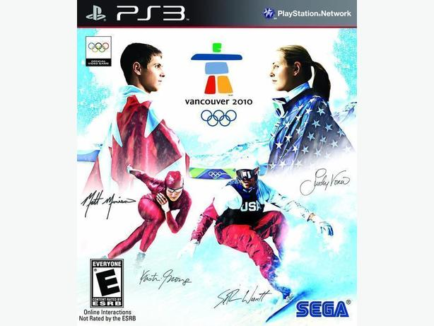 Vancouver Olympics (PS3)