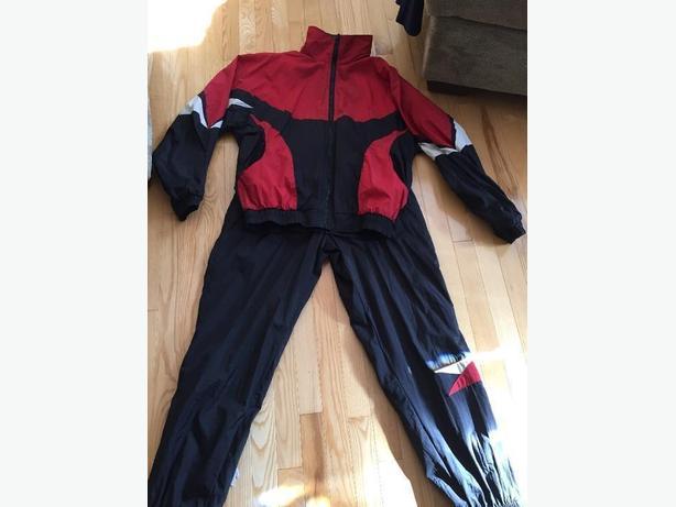 Wind suit