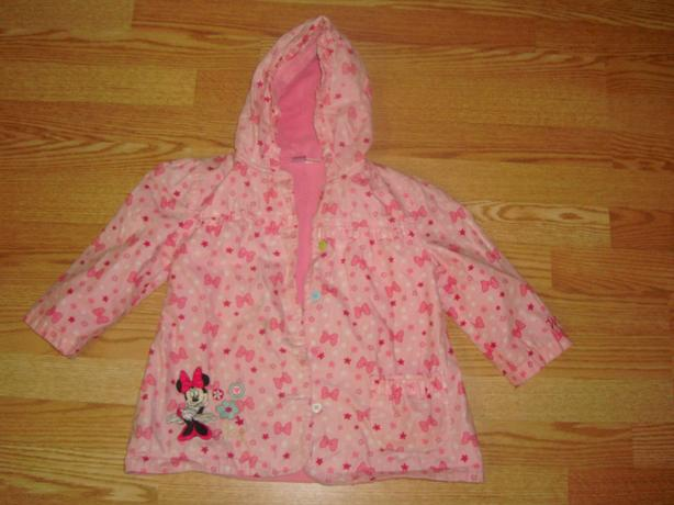 Like New Minnie Mouse Toddler Size 4T Coat - $6