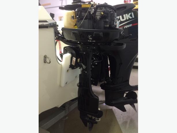 Suzuki 6 Hp Outboard Motor South Nanaimo Parksville