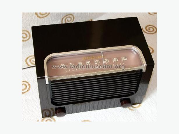 Working Antique RCA 2X61 Radio 1952-1953