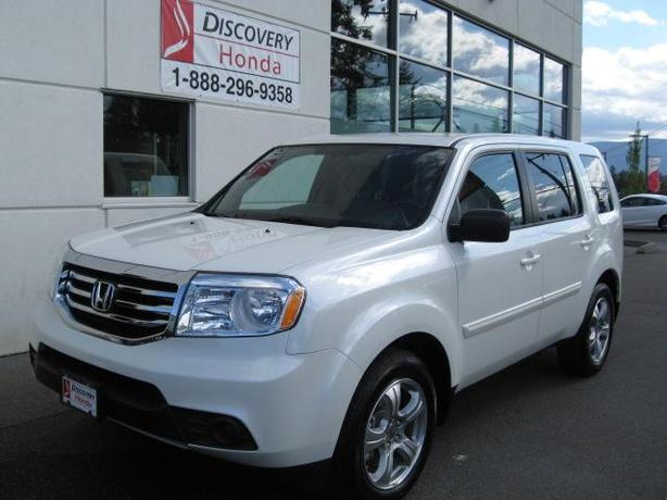 2015 honda pilot lx awd duncan cowichan mobile. Black Bedroom Furniture Sets. Home Design Ideas