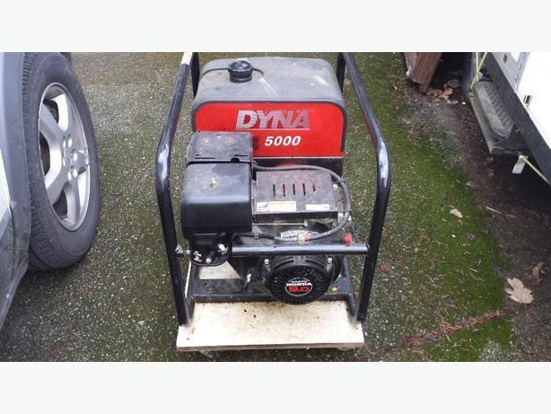 generator  5000w