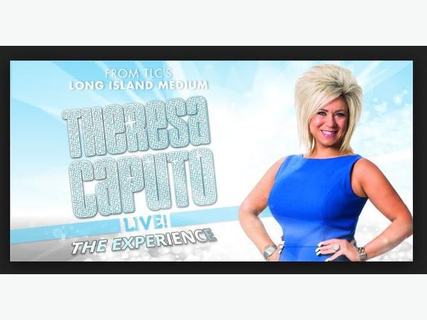 Theresa Caputo Tickets For Sale Kitchener