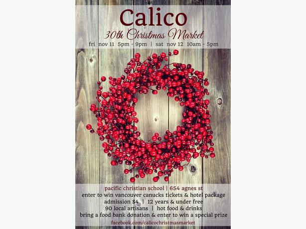 2016 Calico Christmas Market - Jurying New Artisans