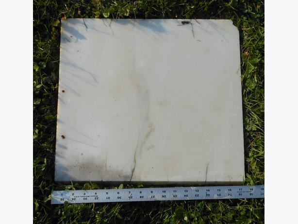 White Marble piece