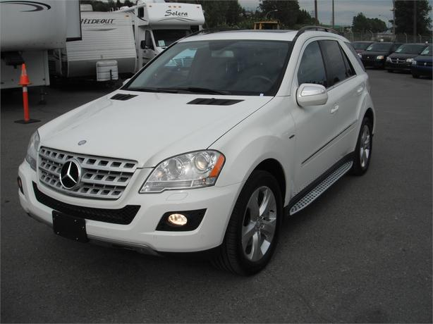 2010 mercedes benz ml350 bluetec diesel outside nanaimo for Mercedes benz ml350 bluetec price